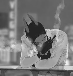 Handsome Anime Guys, Cute Anime Guys, Hot Anime Boy, Anime Fantasy, Fantasy Art, Aesthetic Art, Aesthetic Anime, Manga Art, Anime Art