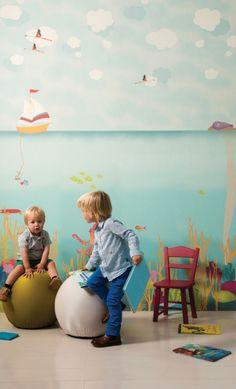 Detské tapety na stenu Kidzzz   Ambiente Bratislava