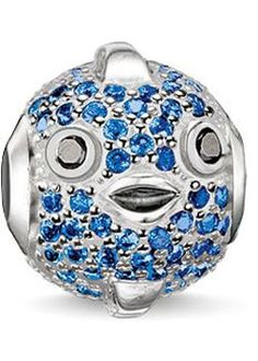 Bead blue pufferfish - – collection from € Order now easy & secure in our official THOMAS SABO online shop! Thomas Sabo, Karma, Clothing Websites, Blue Beads, Kugel, Best Brand, Cool Things To Buy, Christmas Bulbs, Charmed