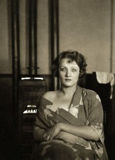 Marlene Dietrich (1920)