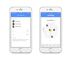 Comïng App on App Design Served
