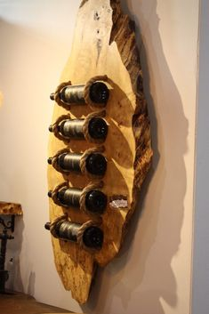 What a wonderful piece for showing off your best wines.