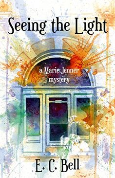 Seeing the Light (A Marie Jenner Mystery Book 1) by E. C. Bell http://www.amazon.com/dp/B00NN7MKCS/ref=cm_sw_r_pi_dp_OrsOvb1CWZXAC