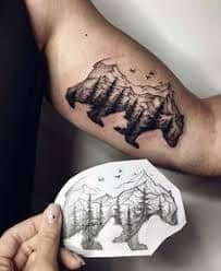 Mountain Tattoos 5