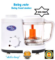Baby Safe Baby Food Maker