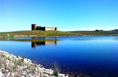 Castelo de Valongo, também referido como Castelo Real de Montoito em Nossa Senhora de Machede, Évora no Alentejo | Escapadelas | #Portugal #Castelo #Valongo #Evora #Alentejo #Monumento