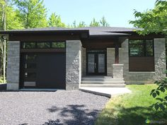 Obtain rerouted here Bungalow Homes Renovation Modern Bungalow House, Bungalow Homes, Small Modern Home, Modern Contemporary Homes, Dream House Exterior, Dream House Plans, House Siding, Exterior Remodel, Modern Exterior