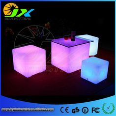63.92$  Watch here - http://aliaxv.shopchina.info/go.php?t=32799202360 - Free Shipping 10*10*10CM Colorful LED Cube LED bar desk lamp,rechargeable LED glow light Cube light for Christmas BY DHL 63.92$ #buyonlinewebsite