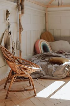 Kinderzimmer im Boho Chic: Stilmix erwünscht!