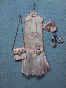 1920's Day Dress