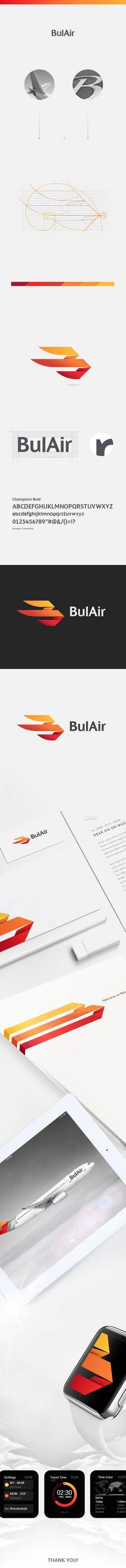 BulAir on Behance - www.maurosalfo.it - immobiliare@maurosalfo.it +39.339.78.54.440