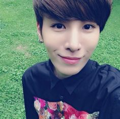 Min Woo, you're so cute and handsome oppa *--*