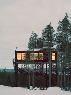 Container House - This beautiful landscape provides a perfect palette of Nordic colour inspiration: Forest green, brown and white and great choices for creating natural vibes in your home. - Who Else Wants Simple Step-By-Step Plans To Design And Build A Container Home From Scratch?