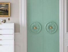 14 Ways to Beautify Your Closet Doors (via Bloglovin.com )