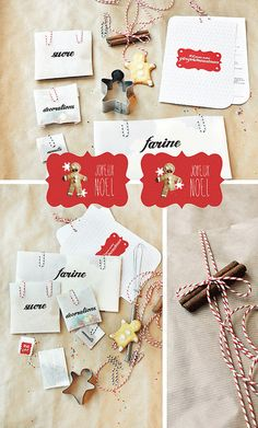 It's already that time of the year. Hoping I can get around to making some fun holiday stationary kits this season.