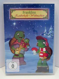 DVD Film Franklins zauberhafte Weihnachten - Diesen und weitere Artikel finden Sie bei Marias-Einkaufsparadies.de! (www.marias-einkaufsparadies.de)
