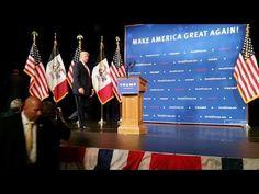 Full Speech Interview Donald Trump in Lowa caucus  7/2/2016 - Fox News