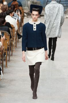 Otoño-Invierno 2013/14 Alta Costura Chanel