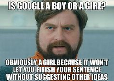 is google a boy or a girl?