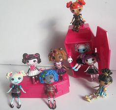 Lalaloopsy Mini as Monster High Custom Doll by arkohio on Etsy, $24.99