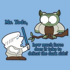 Star Wars, Mr. Yoda