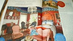 The 1845 Historic Elgin/Cottrell House Museum in Clarksville,mo. is featured in the new issue of Victorian Homes magaize. This is the second time in one year it has been featured in this national magazine. I have copies for sale at my shop in Clarksville,Mo.