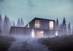The Boundary Store is OPEN! - With the Carey House Full scene up for grabs ;) #3d #Archviz