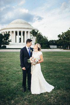 Wedding In Washington DC - Sam and Emily | By Tezza