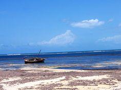 Kenya - spiaggia