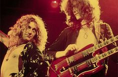 Led Zeppelin - and oh, that 12 string guitar.
