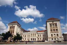 GR.T.POPA University of medicine Iasi
