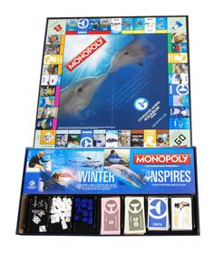 Clearwater Marine Aquarium Edition Monopoly - SeeWinter Store WHOA I DIDNT KNOW THEY HAD MONOPOLY
