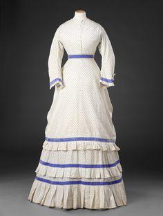 Dress Circa 1869-70