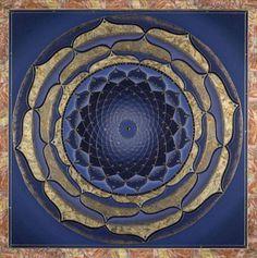 Mandalas by Vlatka Kelc: How to use Mandalas in meditation