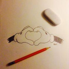 My Disney Drawing