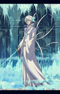 Beautiful Bankai Rukia Kuchiki - Bleach
