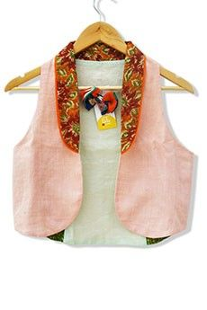 Printed Lapel jacket https://www.facebook.com/nikhaarfashions