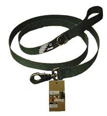 Jeep Dog Leash with built-in LED Light at All Things Jeep