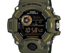 Casio G Shock- GW 9400 Rangeman Watch