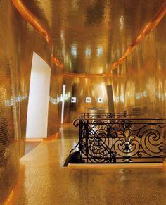 maison gurlain ,Andrée Putman design