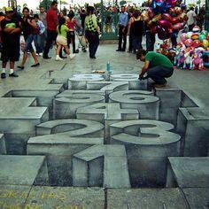 Chalk Festival 2011