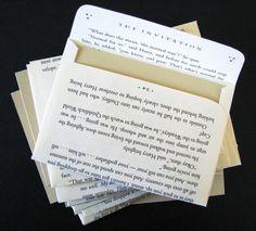 amandaonwriting:    Harry Potter Stationery