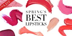 #TheList: 10 Best Lipsticks for Spring  - HarpersBAZAAR.com