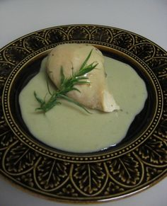 Tarragon Chicken, cooked for the 2013 Cookbook Challenge. This was from May.
