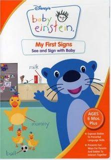 Love teaching my kids signs :)