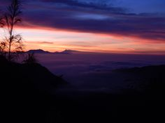 Giava Monte Penanjakan
