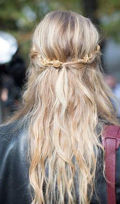 Big Hair Friday - Valentino's sea princesses