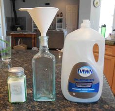 How To Clean Old Bottles The Quick And Easy Way! Love old bottles but find them to be a pain in the you-know-what to clean? Try these tips on how to clean old bottles the quick and easy way! Old Medicine Bottles, Antique Glass Bottles, Vintage Bottles, Bottles And Jars, Mason Jars, Vintage Perfume, Apothecary Jars, Perfume Bottles, Glass Jars