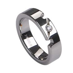 homosexual tungsten carbide ring