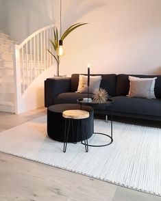 So simple but so cute Living Spaces, Living Room, Home Trends, Dining Room Design, Home And Living, New Homes, Room Decor, Interior Design, Home Fashion